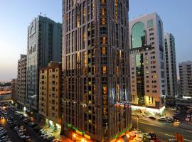 Vision Hotel Apartments Deluxe, căn hộ ở Abu Dhabi