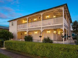 Riversleigh House, hotel in Ballina
