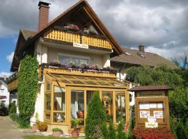 Haus Anja, דירה בטיטיזי-נוישטאדט