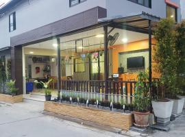 WJ Residence at Suvarnaphumi, hotel a Lat Krabang