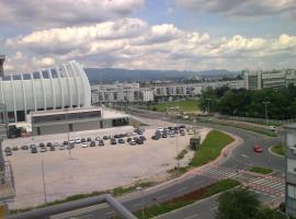 Arena Jaruščica Apartment, hotel near Zagreb Arena, Zagreb