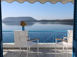 Grand Bleu Apartments & Villas, διαμέρισμα στην Ερμιόνη