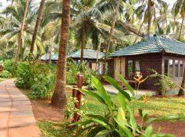 Leela Cottages, hotel in Morjim