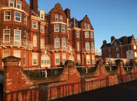 Hotel Victoria, hotel in Lowestoft