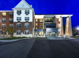 University Guest House & Conference Center, отель в Солт-Лейк-Сити