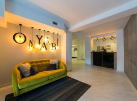 Hotel Onyarbi, hôtel à Fontarrabie