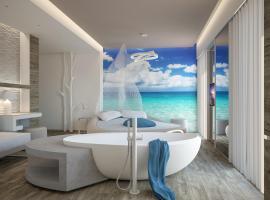 Hotel Liberty Beach - Spiaggia privata inclusa, hotel near Indiana Golf, Riccione