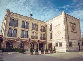 Florian Palace, hotel in Jindřichŭv Hradec