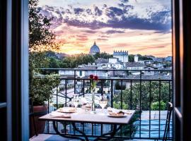 Hotel Ponte Sisto, hotel in Navona, Rome