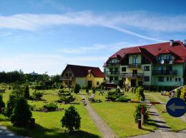 Pokoje Goscinne MAJ - Rozewie, resort village in Jastrzębia Góra