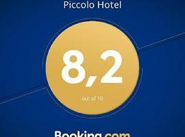 Piccolo Hotel, hotel em Milão