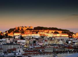 Chiado View to the Castle, apartamento en Lisboa