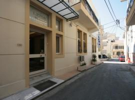 Lena Hotel, hotel near Heraklion International Airport - HER, Heraklio