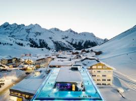 Mooshaus Winterresort, hotel in Kühtai