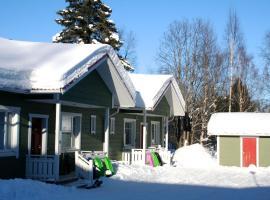 Ounasvaara Sport Cottages, loma-asunto Rovaniemellä