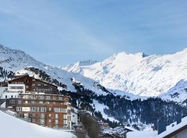 Hotel Bergwelt, hotel in Obergurgl