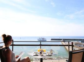 Albatros, hotel in Quiberon