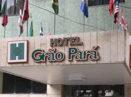Hotel Grão Para, hotel in Belém