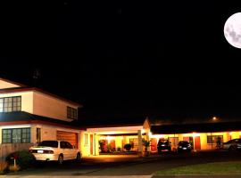 BK's Magnolia Motor Lodge, hotel in Whanganui