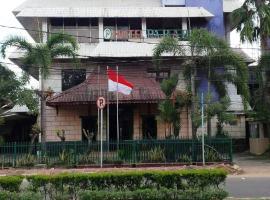 Hotel Paradis, family hotel in Palembang