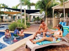 Discovery Parks - Fraser Street, Hervey Bay, resort village in Hervey Bay
