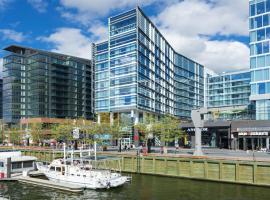 Hyatt House Washington DC/The Wharf, hotel ve Washingtonu