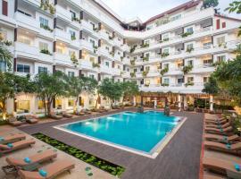 Hill Fresco Hotel, hotel in Pattaya South