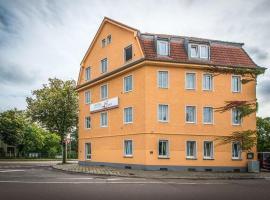 Hotel Eigen, hotel in Halle an der Saale