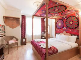 Marmara Guesthouse, bed & breakfast στην Κωνσταντινούπολη