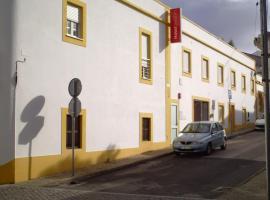 Hotel Serafim, hotel in Almodôvar