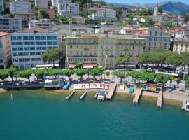 Hotel Walter Au Lac, hôtel à Lugano