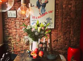 The Lastage Inn - Bed & Breakfast, B&B in Amsterdam