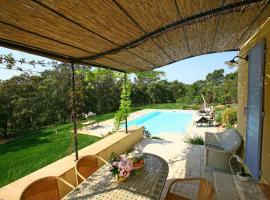 Les Appartements et Maisons des Domaines de Saint Endréol Golf & Spa Resort, resort in La Motte
