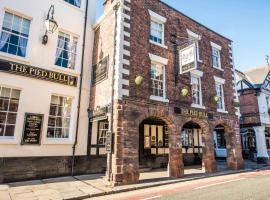 The Pied Bull, B&B in Chester