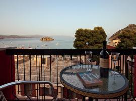 Epidavria Hotel, hotel in Tolo