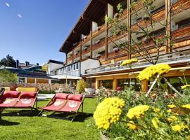 Sporthotel Kogler, hotel in Mittersill
