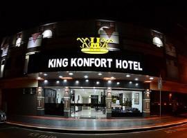 King Konfort Hotel, hotel em Maringá