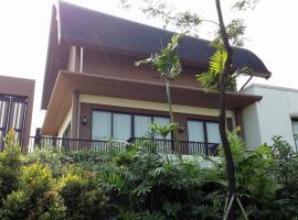 Pangrango at Vimala Hills, villa in Bogor