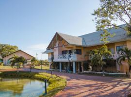 Hotel Faranda Guayacanes, resort in Chitré