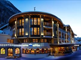 Hotel Tirol, hotel in Ischgl