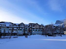 Sunset Mountain Inn, hotel in Canmore