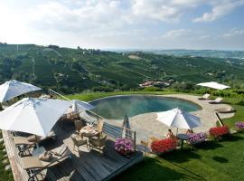 Albergo Castiglione Langhe, hotel a Castiglione Tinella
