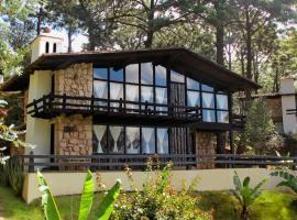 Monteverde, hotel en Mazamitla