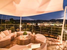 Evlalia Studios & Villas, hotell i Skopelos stad