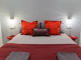 Apartholiday Fira Boutique, hotel in Hospitalet de Llobregat