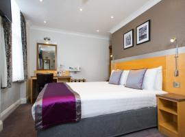 Best Western Victoria Palace, hotel near Chelsea Bridge, London