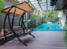Riva Gold Coast, hotel in Candolim