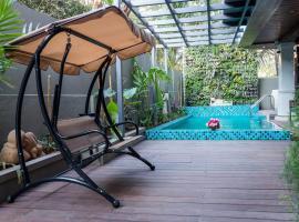 Riva Gold Coast, hotel en Candolim