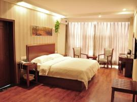 GreenTree Inn Anhui Hefei Mengcheng Road Beierhuan Express Hotel, hotel in Hefei
