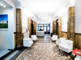 Green Class Hotel Astoria, hotell i Turin